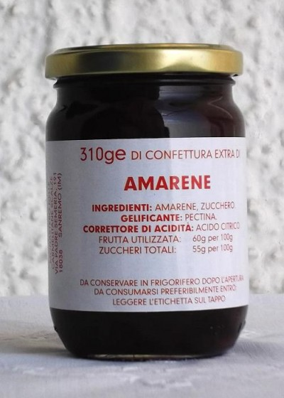 Confettura extra di Amarene