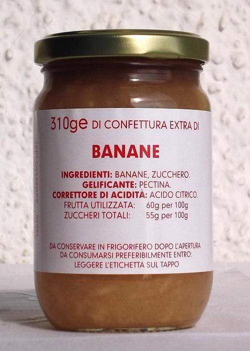 Confettura Extra di Banane