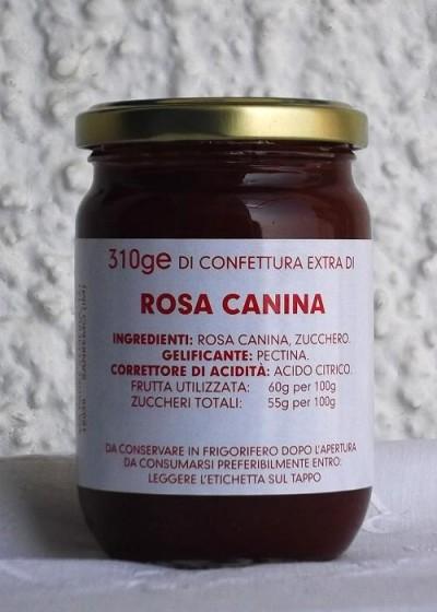 Confettura Extra di Rosa Canina