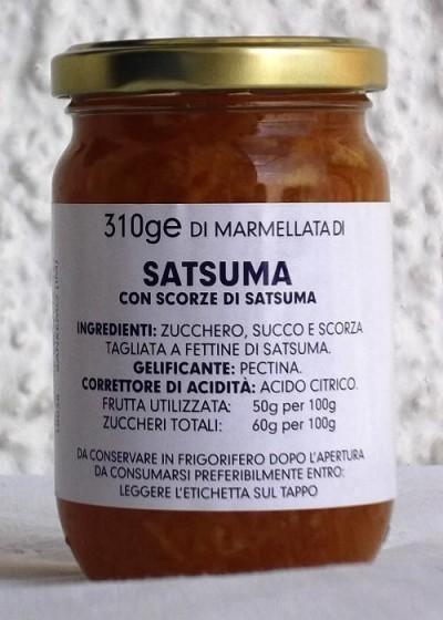 Marmellata di SATSUMA